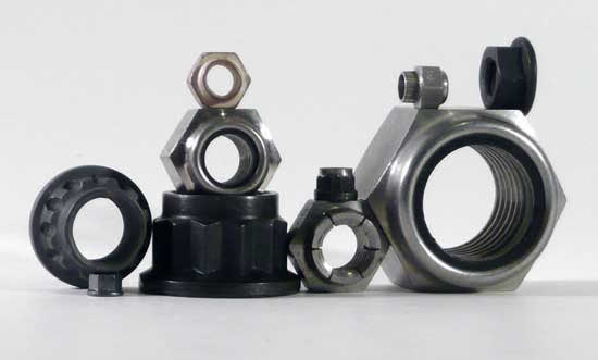 Self Lockng Nuts, Aerospace Lock Nuts, High Performace Self Locking Nut, All Metal Lock Nuts, Nylon Insert Lock Nuts